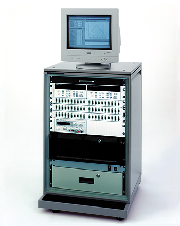 Model 9800 Data Acquisition System.