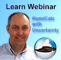 Featured Webinar with HumiCalc.