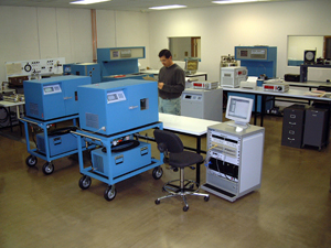 Thunder Scientific's NVLAP Accredited Calibration Laboratory.