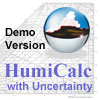 HumiCalc with Uncertainty Demo