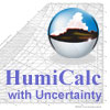 HumiCalc with Uncertainty Software